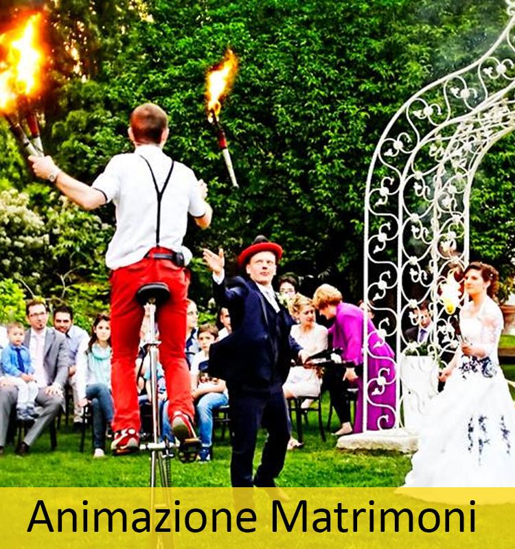 Animazione matrimoni ragusa
