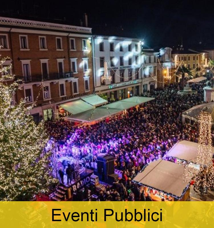 Eventi Pubblici